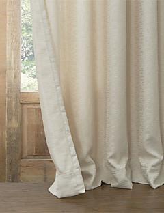 window behandeling modern effen woonkamer mengvezel poly en katoen materiaal verduisteringsgordijnen gordijnen huisdecoratie for venster