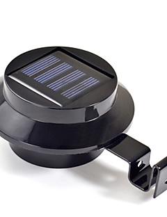 お買い得  ソーラー&LED照明-新しい3 LEDソーラーガタードアフェンスウォールライト屋外ガーデンの照明(CIS-57208)