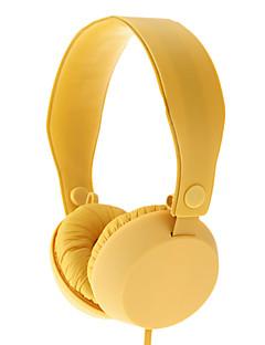 אוזניות מוסיקה YH-226 על אוזן עם מיקרופון למחשב / טלפון