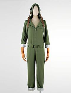 """billige Videospill Kostymer-Inspirert av Kagerou Prosjekt Cosplay video Spill  """"Cosplay-kostymer"""" Cosplay Klær Ensfarget Trikot / Heldraktskostymer Halloween-kostymer"""
