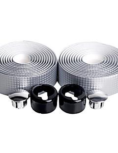 Fahhrad Lenkerband silbrig Carbonfaser / PUNUCKILY