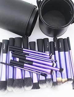 22 Brush Sets Synthetisch haar Gezicht / Lip / Oog Sedona