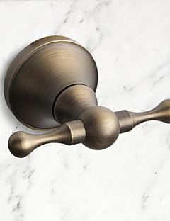 バスローブフック / アンティーク真鍮 アンティーク