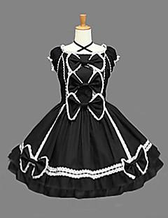 Gothic Lolita Dress Princess One Piece Dress Cosplay Sleeveless