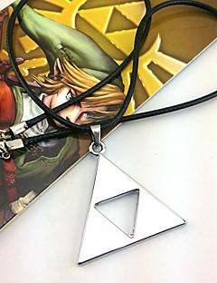 billige Anime cosplay-Smykker Inspirert av The Legend of Zelda Cosplay Anime / Videospill Cosplay-tilbehør Halskjeder Legering Herre