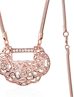 billige -cousri kvinders koreanske legering halskæde