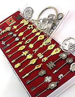 Mehre Accessoires Inspiriert von Fairy Tail Cosplay Anime Cosplay Accessoires Schlüsselanhänger Mann Frau
