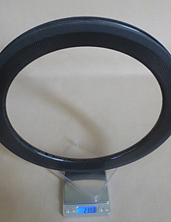Carbon Clincher Jantă BMX 38 mm 23 mm