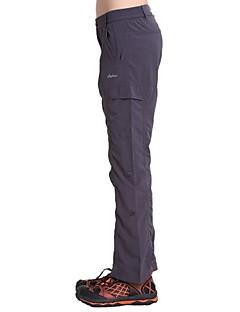 tanie Turystyczne spodnie i szorty-Damskie Spodnie turystyczne Na wolnym powietrzu Szybkie wysychanie, Odporność na promieniowanie UV, Przeciw owadom Spodnie / Doły Kemping i turystyka / Wędkarstwo / Wspinaczka / Oddychający