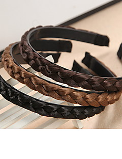 Women's Alloy Headband,Vintage Cute Party Work Casual All Seasons Black Brown Khaki