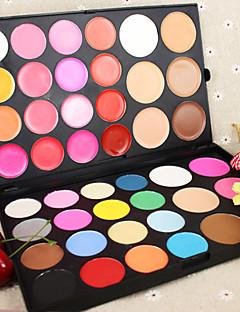 44 ブラシ マット シマー 延長 カラーリップグロス カバレッジ コンシール ナチュラル 顔 目 唇 選択可能な色