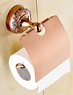 Wc-paperiteline Kylpyhuoneen laitteet / Kulta Uusklassinen