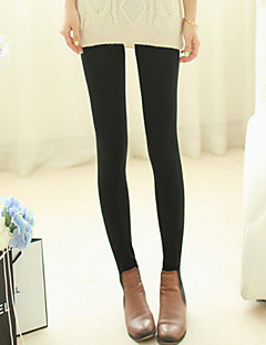 Women Fleece Lined Legging , Polyester Thick