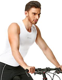 Nuckily Cycling Vest Unisex Sleeveless Bike Vest/Gilet Tank Baselayer Jersey Top Bike Wear Quick Dry Anatomic Design Moisture