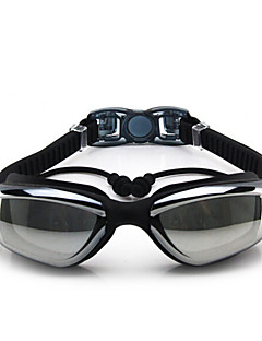 înot ochelari de protecție Anti-Ceață Dimensiune Ajustabilă Anti-UV Lentilă polarizată Impermeabil Gel siliciu PCPortocaliu Roz Negru