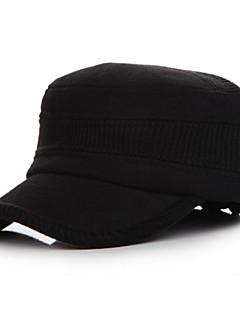男性用 帽子 レジャースポーツ / ダウンヒル 保温 春 / 秋 / 冬 グレー / ブラック-スポーツ-フリーサイズ