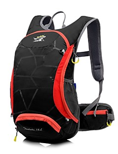cheap Bike Bags-HWSY 15L L Backpack Cycling Backpack Hiking & Backpacking Pack Camping / Hiking Climbing Riding Leisure Sports Cycling / Bike Jogging