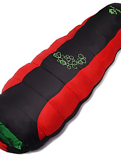 Sleeping Bag Breathable Thickening 220*80cm Autumn Ultralight Warmth Adult Thickening Winter