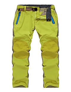 Women's Hiking Pants Waterproof Quick Dry Ultraviolet Resistant Moisture Permeability Dust Proof Wearable High Breathability (>15,001g)