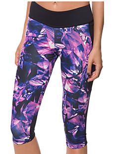 זול ביגוד-מכנסיים יוגה מכנסיים סווטשירט שכבות בסיס בגדים צמודים תחתיות צמרות ייבוש מהיר נושם דחיסה גבוה סטרצ'י (נמתח) בגדי ספורט בגדי ריקוד נשים