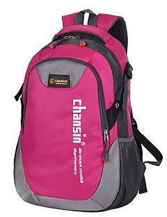 billiga Ryggsäckar och väskor-40 L Ryggsäckar - Vattentät, Snabb tork, Bärbar Utomhus Camping Terylen, Nylon Ljusblå, Mörklila, Marinblå