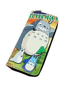 billige Anime Cosplay Tilbehør-Veske / Lommebøker Inspirert av Min nabo Totoro Katt Anime Cosplay-tilbehør Lommebok Nylon Herre / Dame Halloween-kostymer
