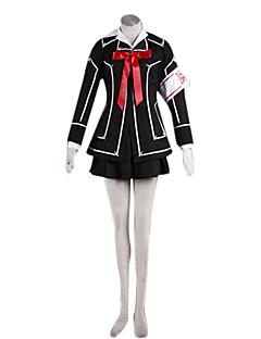 """Inspirert av Vampyr Ridder Cosplay Anime  """"Cosplay-kostymer"""" Cosplay Klær Lapper Topp Til Unisex"""