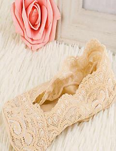 billige Sokker og strømper til damer-Dame Sokker - Ensfarget Tynn