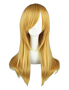 cheap Anime Cosplay-Cosplay Wigs Yu-Gi-Oh Aika S. Granzchesta Anime Cosplay Wigs 60 CM Heat Resistant Fiber Men's Women's