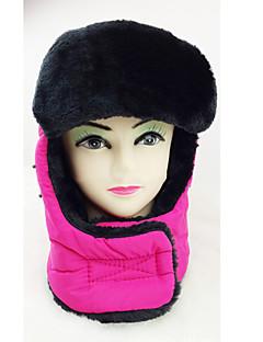 billiga Skid- och snowboardkläder-Skidor Skyddsmask mot Förorening / Hatt Herr / Dam Vattentät / Håller värmen Snowboard Bomull Klassisk Vintersport Vinter