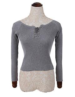 ieftine Bluze Damă-Pentru femei Plover - Mată, Crăpătură