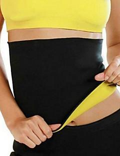 Ženy Korzet pod prsa / Větší velikosti Noční prádlo Jednobarevné-Nylon Černá Dámské