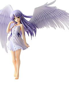 Anime Action Figurer Inspirert av AngelBeats Kanade Tachibana PVC 20 CM Modell Leker Dukke