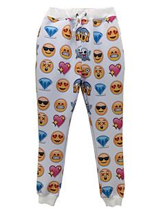 hesapli Erkek Pantolonlar-Erkek Günlük Actif Boho Eşoğman Altı Pantolon Çok Renkli
