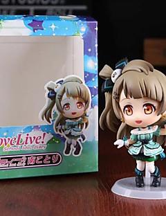 billige Anime cosplay-Anime Action Figurer Inspirert av Elsker live Kotori Minami PVC 15 CM Modell Leker Dukke