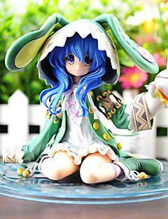 billige Anime cosplay-Anime Action Figurer Inspirert av Date A Live Yoshino PVC 16 cm CM Modell Leker Dukke