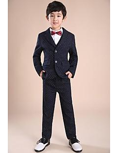 Bumbac Costum Cavaler Inele - 6 Include Jacketă Pantaloni Vestă Brâu Cămașă Papion