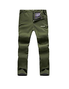 tanie Odzież turystyczna-Męskie Turistické kalhoty Na wolnym powietrzu Wodoodporny Keep Warm Quick Dry Wiatroodporna Ultraviolet Resistant Izolacja