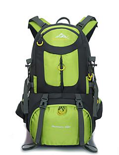 billiga Ryggsäckar och väskor-50L Ryggsäckar / Ryggsäck / ryggsäck - Vattentät, Regnsäker, Fuktighetsskyddad Camping, Jakt, Klättring Nät, Nylon, Vattentätt Material