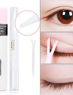 Gözkapağı Kalem Islak Renkli Parlatıcı Uzun Ömürlü Doğal Bisque Eyes