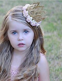 preiswerte Kindermode Accessoires-Kinder Jungen / Mädchen Baumwolle / Spitze Haarzubehör / Stirnbänder