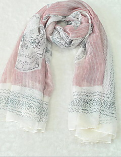 New Korean Version Of Sunscreen Increase Shawl Cotton And Linen National Wind Scarves Dual Use Scarf