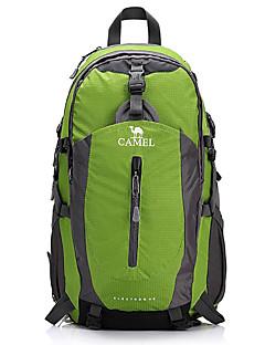 40 L バックパッキング用バックパック バックパック 登山 キャンピング&ハイキング 防水 防雨 防水ファスナー ケトルバッグ内蔵 耐久性 高通気性 CAMEL