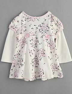 חולצה יום יומי\קז'ואל דפוס כותנה-אביב סתיו-תִינוֹק