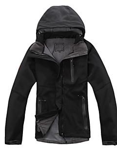 Damen Skijacke Wasserdicht warm halten Rasche Trocknung Windundurchlässig UV-resistant Anti-Ausrottung Atmungsaktiv Sichtbarer