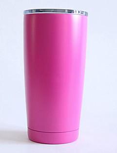 voordelige Reisbekers-Roestvast staal Reisbekers Decoratie Girlfriend Gift 1 Koffie Thee Water Sap drinkware