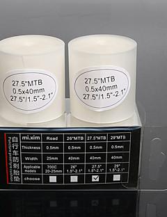 billige Dekk, Slanger & Hjulsett-mi.xim 2 stk med sykkelsykkeldekk punkteringssikker diagonaldekket beskyttelse liner 27,5 tommer