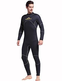 Esportivo Homens 5mm Macacão de Mergulho Longo Respirável Secagem Rápida Design Anatômico borracha Fato de Mergulho Manga CompridaRoupas
