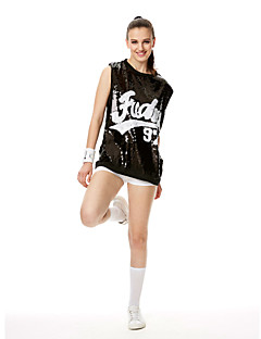 Skal vi cheerleader kostymer kjoler kvinner ytelse kjole