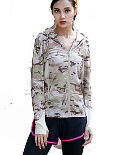 baratos Roupas de Caça-Mulheres Blusas Caça Esportes Relaxantes Prova-de-Água A Prova de Vento Vestível Respirável Primavera Verão Inverno Outono